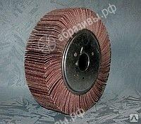 Круг шлифовальный лепестковый 165 мм Росси