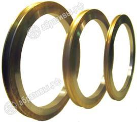 Круг алмазный шлифовальный профильный 2F6V 250х12х200 R3