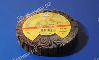 Круг лепестковый насадной 125мм Р60 WSM 617
