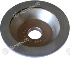 Круг алмазный шлифовальный чашечный конический 12A2-45