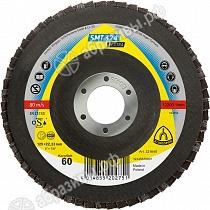Лепестковый тарельчатый круг 125X22 P60 SMT324 EXTRA