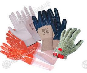 Перчатки для работы с шлифмашинкой