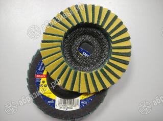 Круг лепестковый торцевой 125мм SMT 850 plus