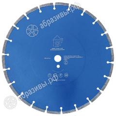 Алмазный диск для армированного бетона R28403 400*25,4 (сегмент 10мм)