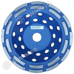 чашечный алмазный шлифовальный круг D180x22,2