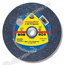 Отрезной круг A46TZ SPECIAL 230X1,9X22,23 Kronenflex