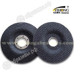 Стеклопластиковая тарелка для лепестковых торцевых кругов