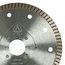 Diamond cutting disc on stoneweare 125*1mm