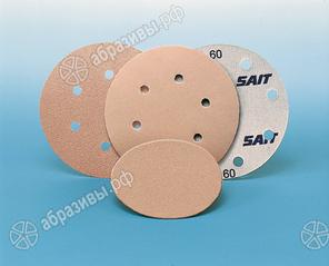 Диск самозаплеяющийся шлифовальный Sait 127 Р220 - по металлу