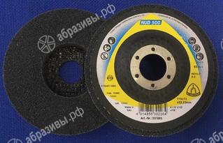 Доводочный круг 115х22мм Medium NUD 500