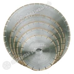Диск алмазный сегментный по мрамору диаметром 400M-1-0
