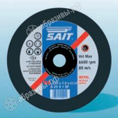 Диск отрезной металлу A24R - SAIT TM