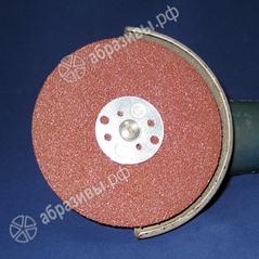 Круг фибровый шлифовальный CS561 125 P40 по металлу