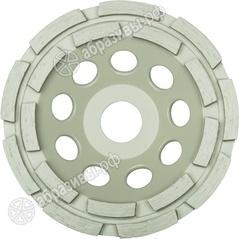 Алмазный шлифовальный круг по бетону DS 600 B Klingspor 125мм