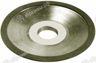 Круг алмазный шлифовальный тарельчатый конический 12A2-20