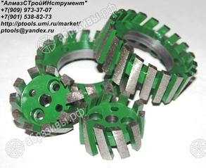 Фреза алмазная барабанная D50 mm h30 mm для станков ЧПУ (CNC)
