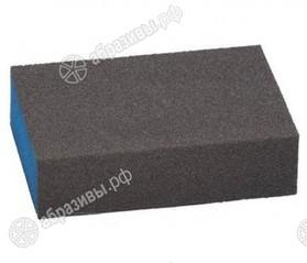 Губка (абразивная) шлифовальная 98 x 69 x 26 мм P60 Abrafoam