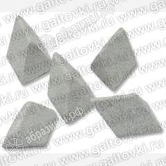 Наполнитель SCT VFC 10х10 керамика призма серая
