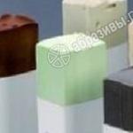 Паста для предварительного полирования - зеленая