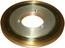 Круг алмазный для шлифования кромки стекла 14FF1H 175х8х63,4