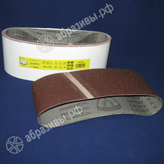 LS 307 XH 100x610 Klingspor лента шлифовальная