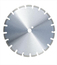 Disk diamond cutting blade for cutting granite