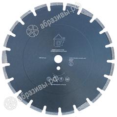 Алмазный диск R25403 400*25,4 по асфальту