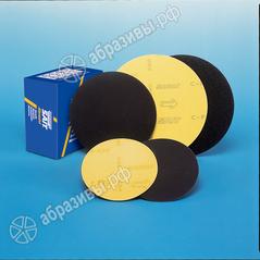 Шлифовальный диск Sait самозаплеяющийся д 115 Р60 - по мрамору