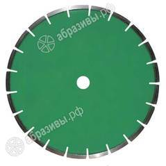 Алмазный круг для сухой и мокрой резки АОСК