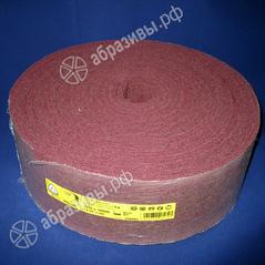 Нетканое шлифовальное волокно в рулоне NRO 400 115х10000 мм medium